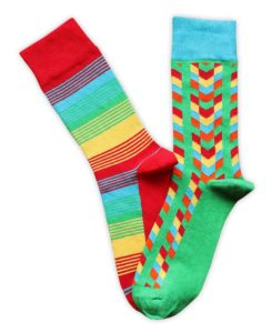 Nové designy Aloisových ponožek