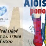 Aloisovy ponožky na Okoři