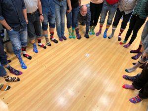 Aloisovy ponožky jedou:-)