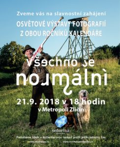 Pozvánka na zahájení výstavy