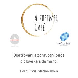 Premiérová online verze Alzheimer Café