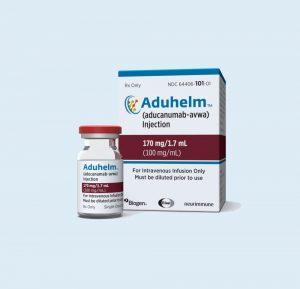 Aduhelm, nový lék na Alzheimerovu nemoc