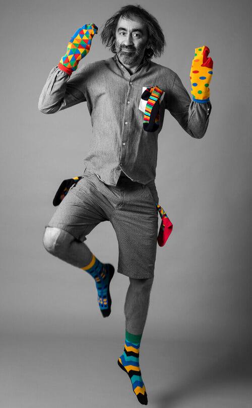 Jakub Kohák, patron Aloisových ponožek